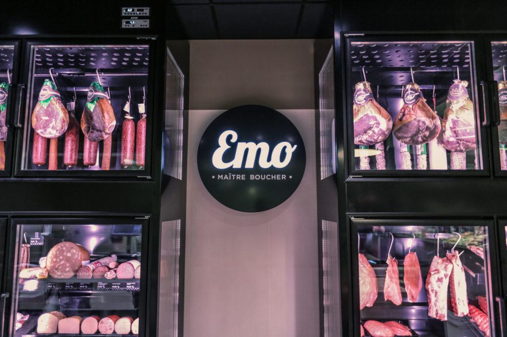 Boucheries Emo